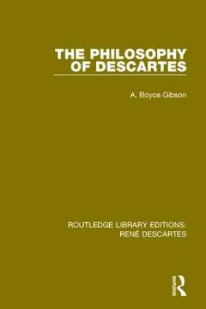 The Philosophy of Descartes