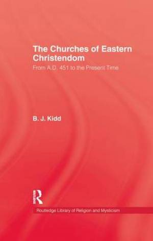 Churches of Eastern Christendom