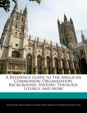 A Reference Guide to the Anglican Communion