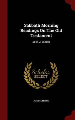 Sabbath Morning Readings on the Old Testament