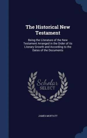 The Historical New Testament