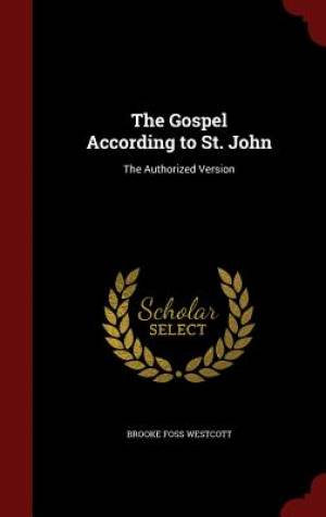 The Gospel According to St. John