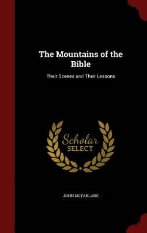 The Mountains of the Bible
