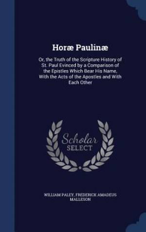 Horae Paulinae