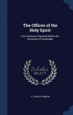 The Offices of the Holy Spirit