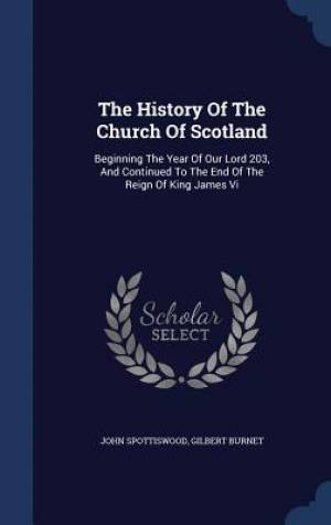 The History of the Church of Scotland