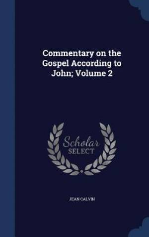 Commentary on the Gospel According to John; Volume 2