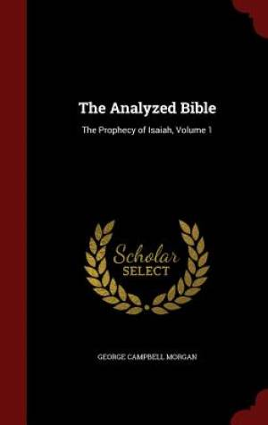 The Analyzed Bible