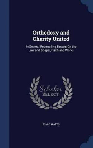 Orthodoxy and Charity United