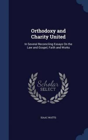 Orthodoxy and Charity United