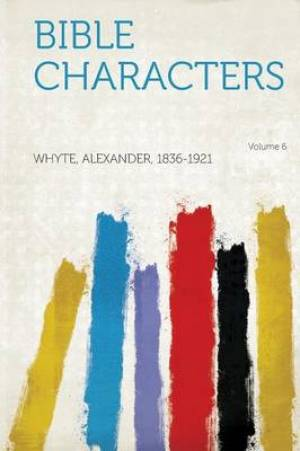 Bible Characters Volume 6