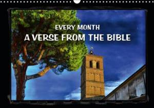 Every Month a Verse from the Bible 2016