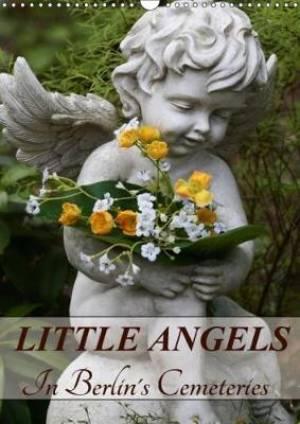 Little Angels in Berlin's Cemeteries 2018