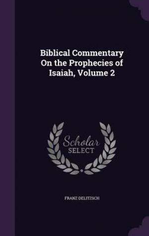 Biblical Commentary on the Prophecies of Isaiah, Volume 2