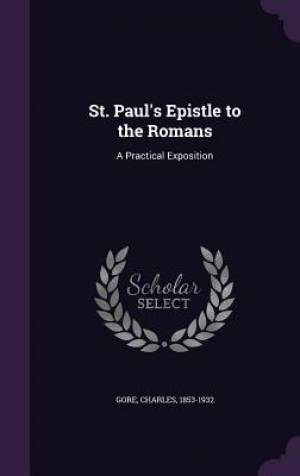 St. Paul's Epistle to the Romans