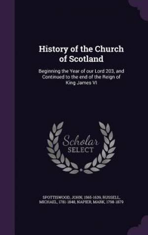 History of the Church of Scotland