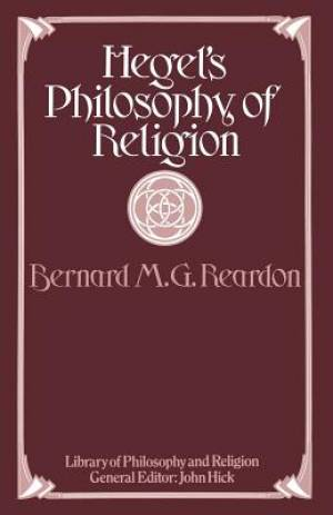 Hegel's Philosophy of Religion