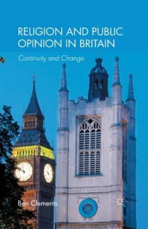 Religion and Public Opinion in Britain