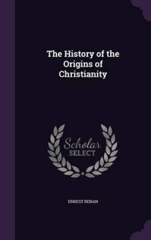 The History of the Origins of Christianity