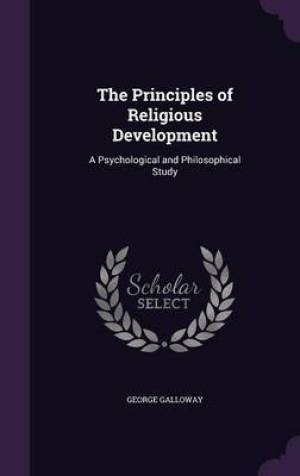 The Principles of Religious Development