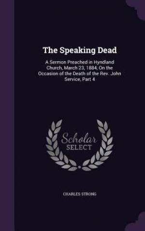 The Speaking Dead