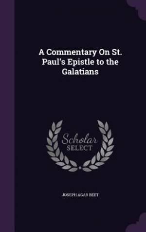 A Commentary on St. Paul's Epistle to the Galatians