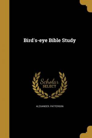 Bird's-Eye Bible Study