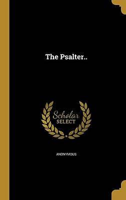 The Psalter..