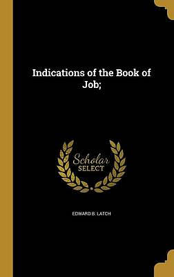 Indications of the Book of Job;