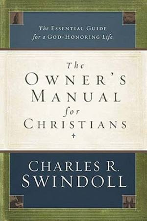 Owners Manual For Christians The Pb