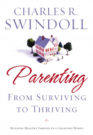 Parenting From Surviving To Thriving Pb