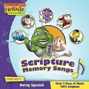 Scripture Memory Songs : Verses About Being Special