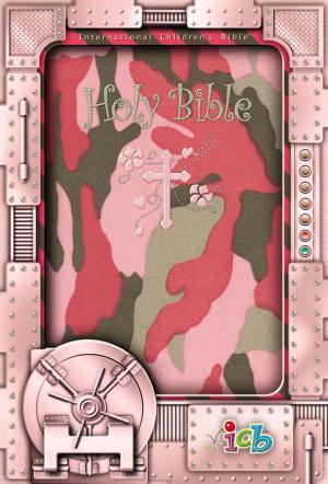 ICB Compact Kids Bible: Pink Camo