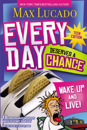 Every Day Deserves a Chance Teen ED PB