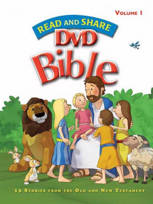 Read And Share DVD Bible - Volume 1 DVD