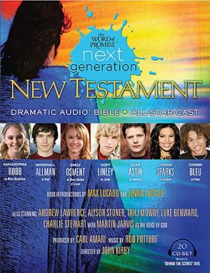 ICB Word of Promise - New Testament: Youth Edition : Dramatized Audio Bible on CD
