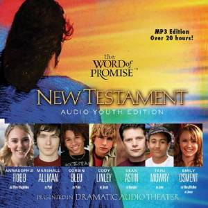 ICB Word of Promise Youth Edition New Testament Audio Bible: Dramatized, MP3 CD