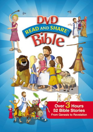 Read And Share: DVD Bible Box Set