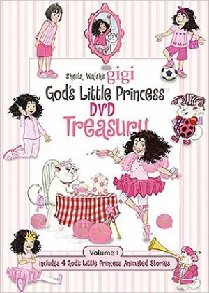 Gigi, Gods Little Princess Treasury Box Set
