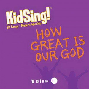Kidsing How Great Is Our God