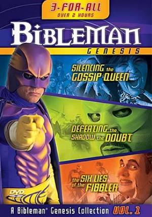 Bibleman 3 for All - Volume 1