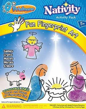 Printoons Nativity Pb