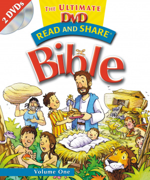 The Ultimate DVD Bible Storybook Vol 1