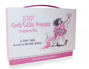 Gigi, God's Little Princess: 4 in 1 Treasure Box Set