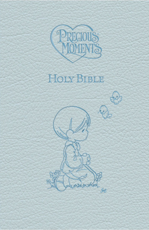 Precious Moments Bible-ICB