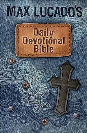 Max Lucado's Childrens Daily Devotional Bible