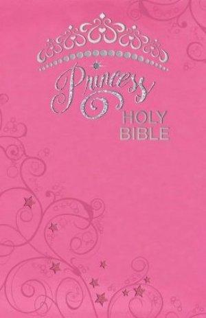 ICB Princess Bible Pink [Paperback]