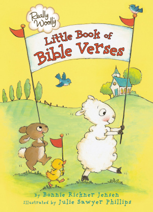 Really Wooly Little Book of Bible Verses