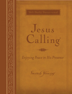 Jesus Calling Large Deluxe Edition