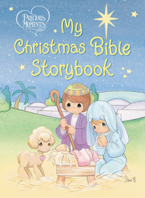 My Christmas Bible Storybook Precious Mo